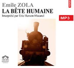«La bete humaine / Человек-зверь» -аудиокнига