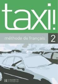 Учебник французского языка Taxi 2
