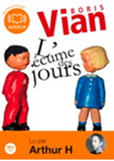 Аудиокнига на французском языке