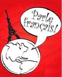 Где говорят на французском языке?