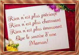 Textes de vœux pour la fête de mères.