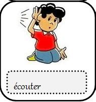 французские глаголы в картинках
