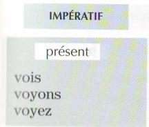 Participe présent et passé