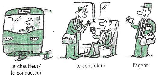 работника на транспорте (Франция)