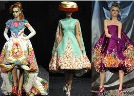 французская мода