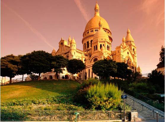Монмартр Франция