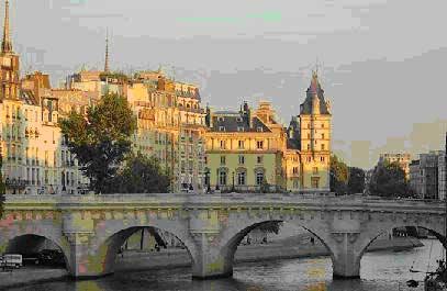 Французский язык для туристов
