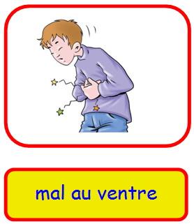 французские слова в картинках