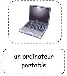 un ordinateur portable