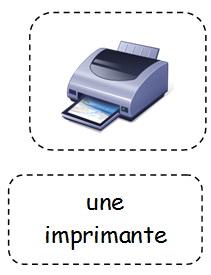 une imprimante
