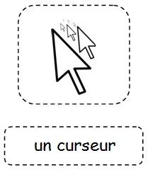 un curseur