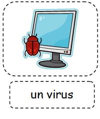 un virus