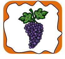 raisin (фр.)