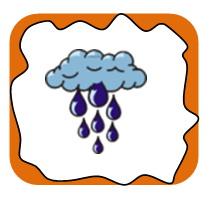 Il   pleut (фр.)