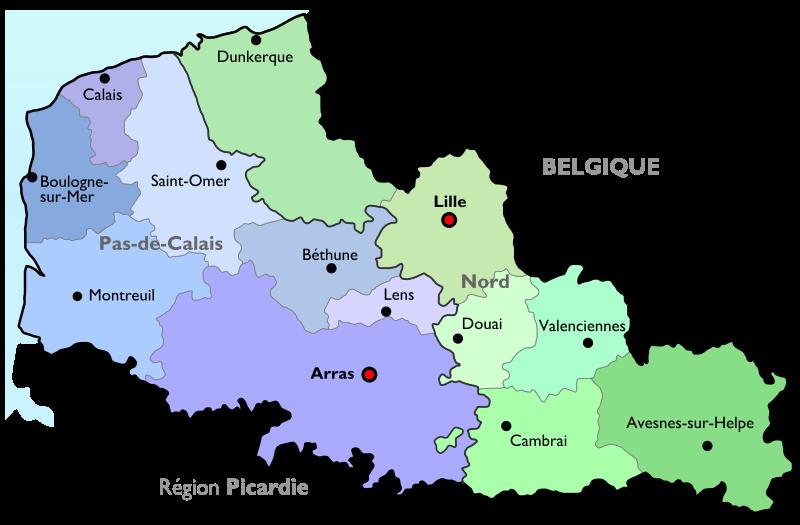 Nords-Pas-de-Calais