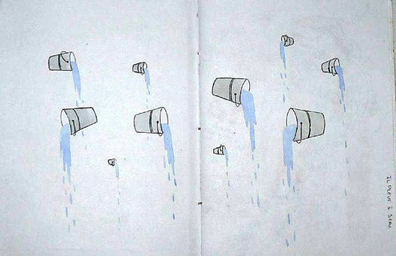 pluie averse