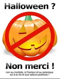 Halloween во Франции