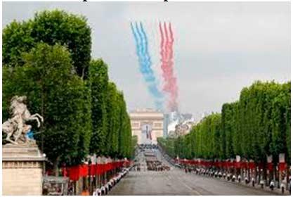 14 июля, День взятия Бастилии