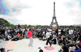 Праздник музыки во Франции