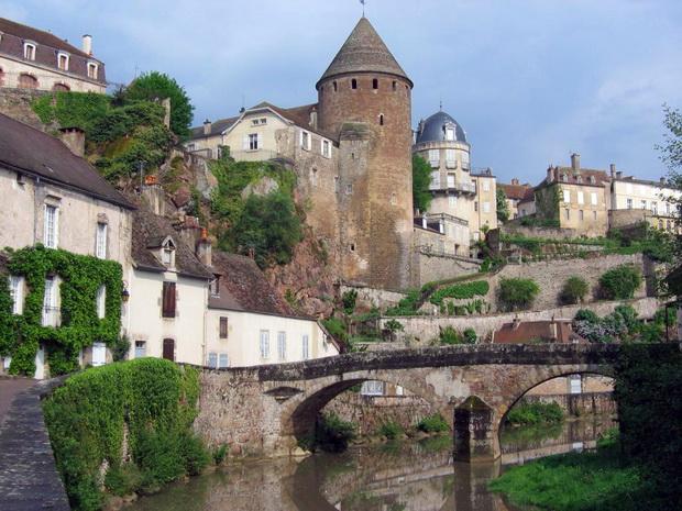 Франция Бургундия.