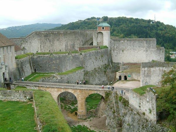 Крепость Безансона
