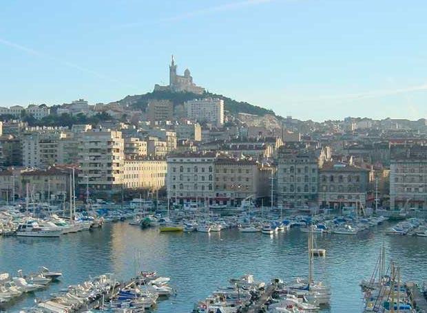 Марсель – удивительный город