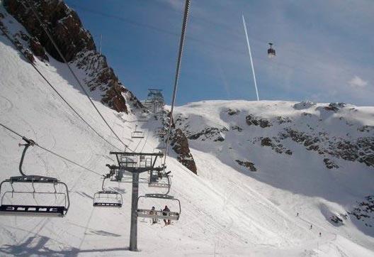 горнолыжный курорт с минеральными источниками