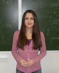 Яна, учитель занятия по скайпу